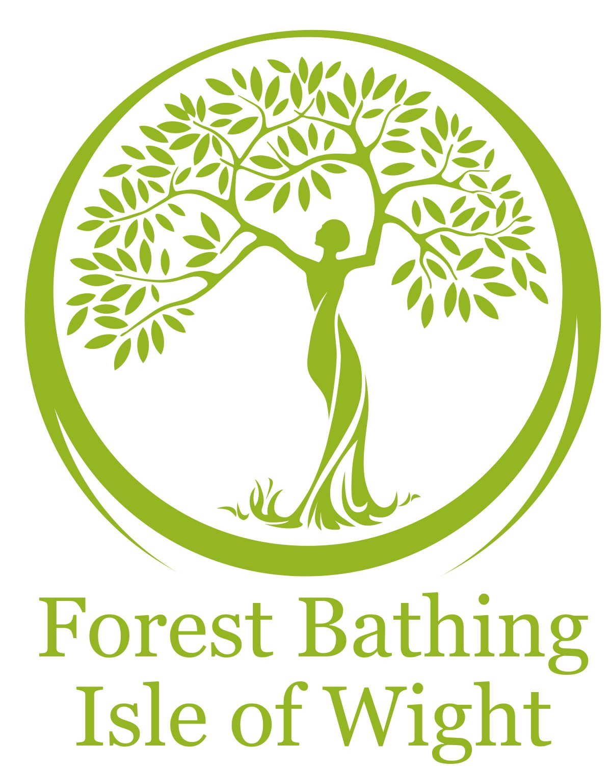 Forest Bathing Isle of Wight